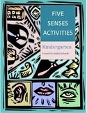 Five Senses Activities