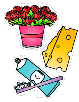 Sense of Smell Centers and Activities for Preschool and Pre-K