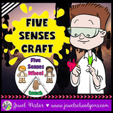 Five Senses Activities (5 Senses Crafts)