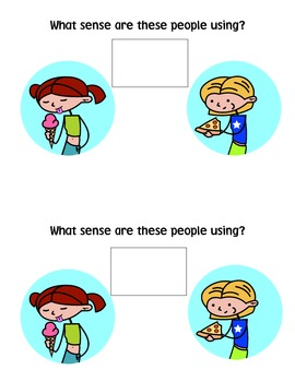 Five Senses Activities