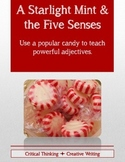 Five Senses Activity Use Starlight Mints to Teach Powerful Adjectives