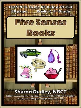 Five Senses Books
