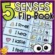 Five Senses Activities   Five Senses BUNDLE