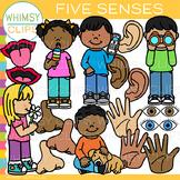 Five Senses Clip Art