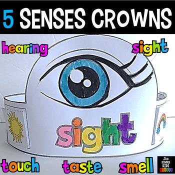 Five Senses Crown