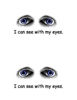 Five Senses Easy Reader