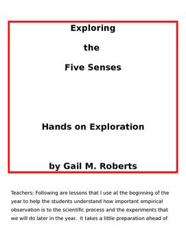 Five Senses Exploration