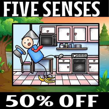 Five Senses(50% off for 48 hours)
