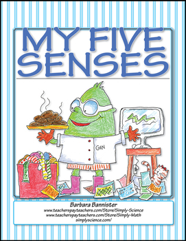 Five Senses ★ FREEBIE ★