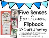 Five Senses Flipbook