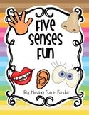 Five Senses Fun - Interactive and Engaging Activities
