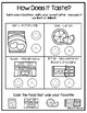 Five Senses Fun Packet