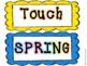 Five Senses In Spring-Cooperative Learning
