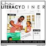 Five Senses - Kindergarten Interactive Read Aloud