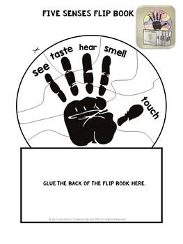 Five Senses Kindergarten and First Grade 5 Week UNIT