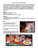 Five Senses (Making Gingerbread Houses)
