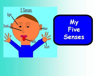 Five Senses (Making Hoe Cakes)