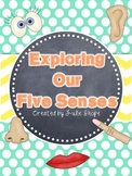 Exploring Our Five Senses Unit