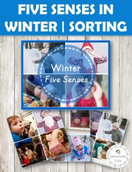 Five Senses Montessori Inspired Printable