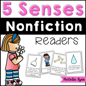 Five Senses Nonfiction Readers