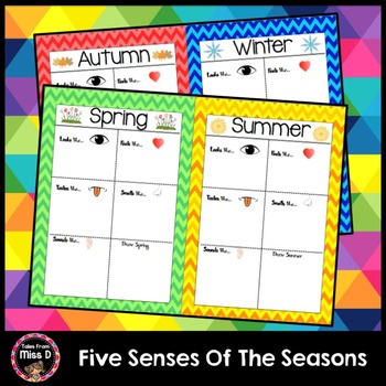 Five Senses of the Seasons