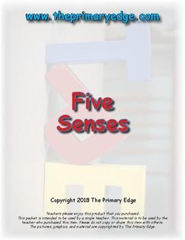 Five Senses Packet