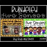 Five Senses Packs Bundled