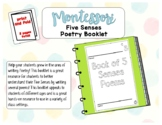 Five Senses Poetry Companion Booklet (Writing your own!)