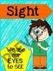Five Senses Poster in English & Spanish
