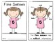 Five Senses {Science} Emergent Reader for Young Students