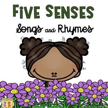 Five Senses Songs & Rhymes