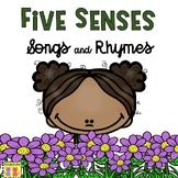 Five Senses: Songs & Rhymes