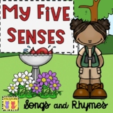 Five Senses Songs & Rhymes