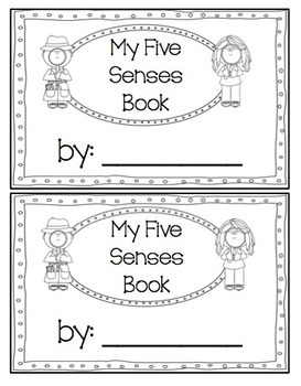 Five Senses Student Book