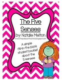 Five Senses Student Book