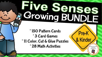 Five Senses Super Bundle