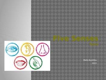 Five Senses: Taste (Power Point & Task Book)