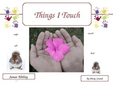 Five Senses - Touch - Multi-Level Books, Lesson Plan and Worksheets