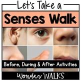 Five Senses Walk | Outdoor Learning | Preschool and Kindergarten Science