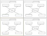 Five Senses Webs (6 webs) multiple versions