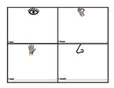 Five Senses Worksheet