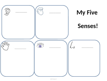 Five Senses and Changes