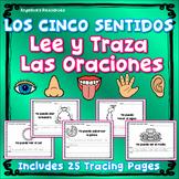 Five Senses in Spanish Los cinco sentidos: Palabras de uso frecuente -Oraciones