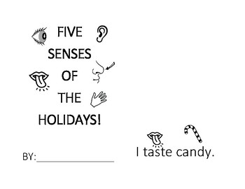 Five Senses of the Holidays!