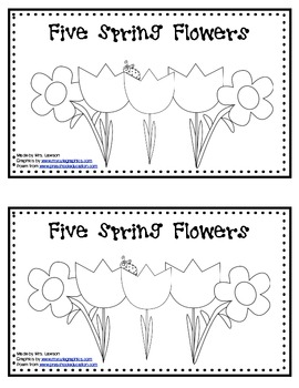 Five Spring Flowers