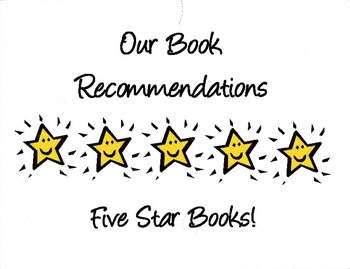 Five Star Books- Our Book Recommendations