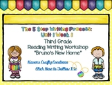 Five Step Writing Process: Third Grade Reading Wonders Uni