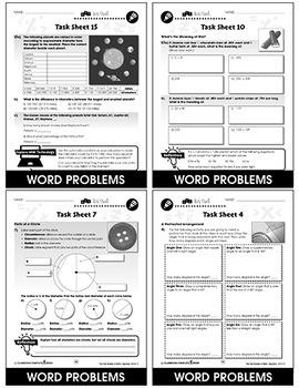 Five Strands of Math - Tasks BIG BOOK Gr. 6-8
