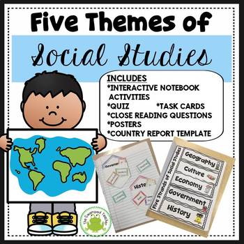 five themes of history