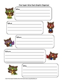 Five Super Wise Owls Graphic Organizer Assortment